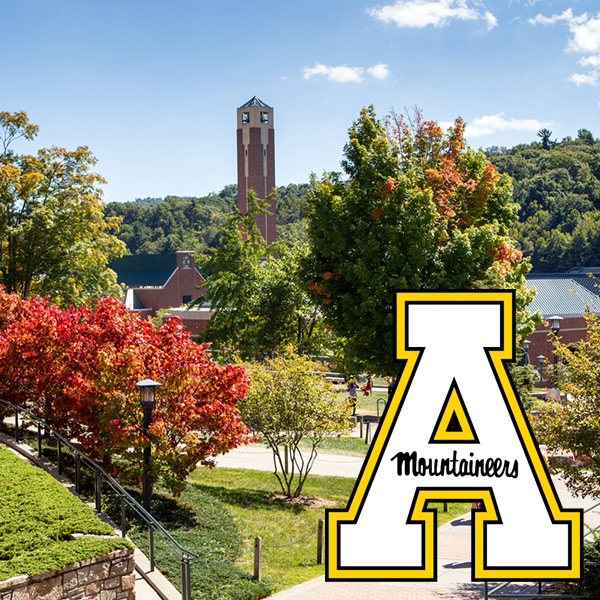 Appalachian State University ranks third among U.S. News and World Report's Top Public Regional Universities in the South