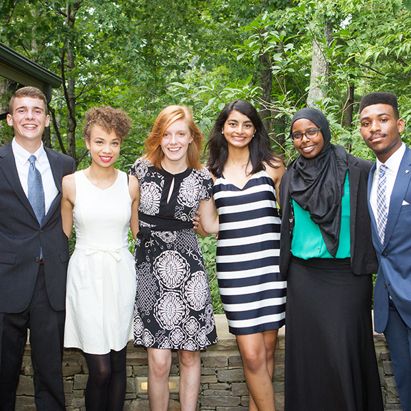 Meet the 2016 Wilson Scholars