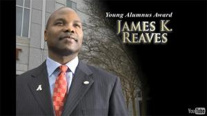 Alumni Awards 2010: James K. Reaves '93
