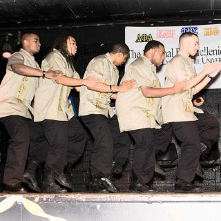 Step Show 2008: Alpha Phi Alpha - Pi Nu Chapter