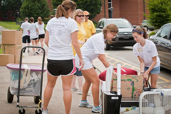 Appalachian welcomes more than 3,000 freshmen