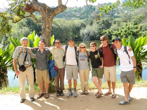 Appalachian's Sustainable Development Program take students to Madagascar