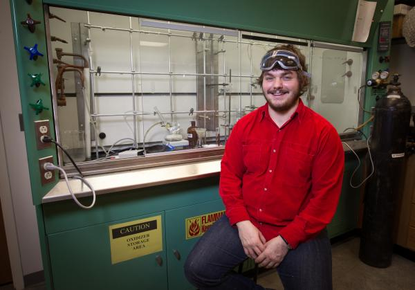 Student awarded prestigious grant for undergraduate research