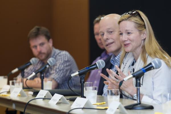 On Stage with Laura Linney