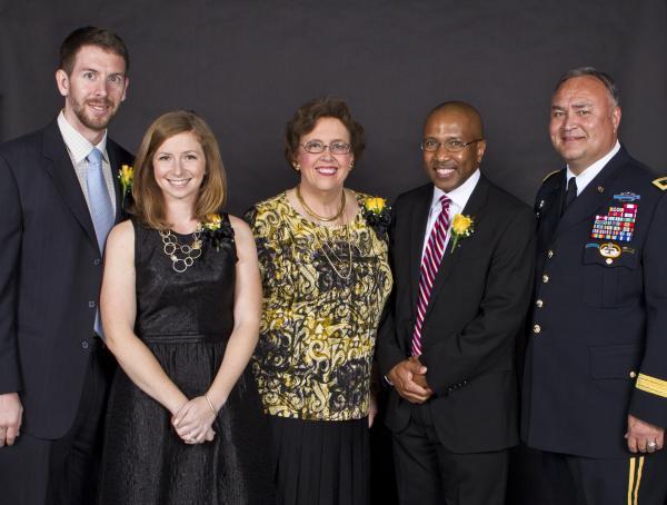 Five alumni honored by Appalachian's Alumni Association