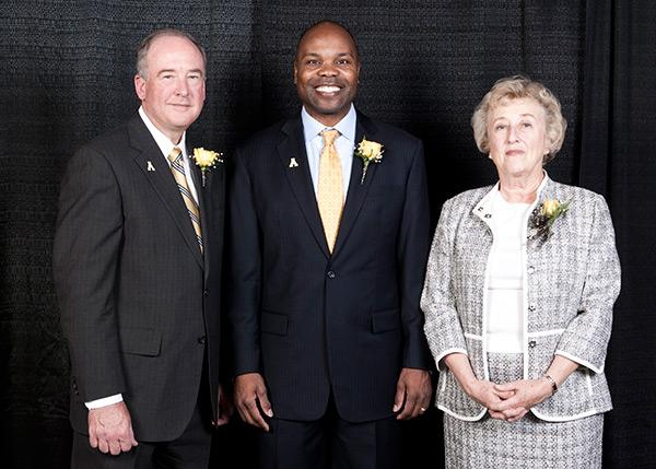 Alumni Association honors three graduates