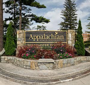 How will Appalachian State University define itself?