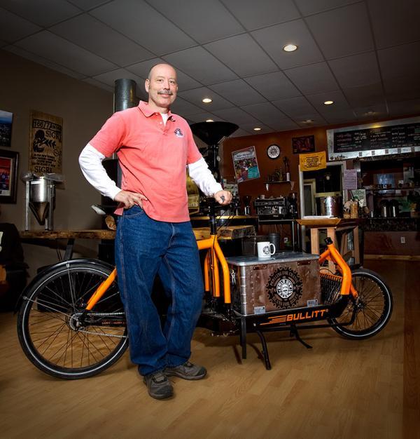 Bald Guy business model is platform for giving back