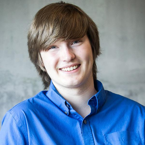 Chancellor's Scholar and geology major wins Barry M. Goldwater Scholarship