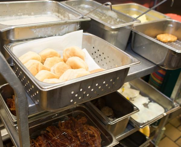 Appalachian State University Food Services' food recovery program helps feed Watauga County