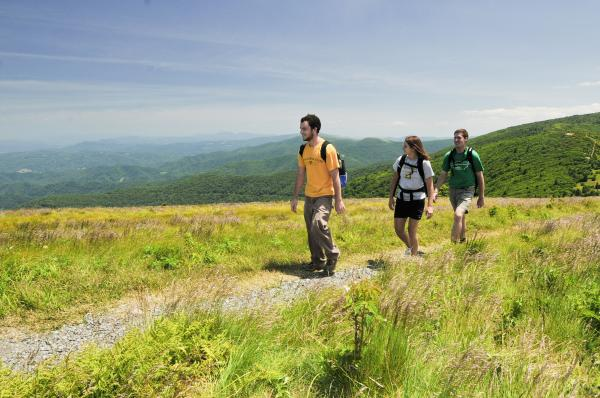 Appalachian competes in the first Outdoor Nation Campus Challenge through Nov. 22