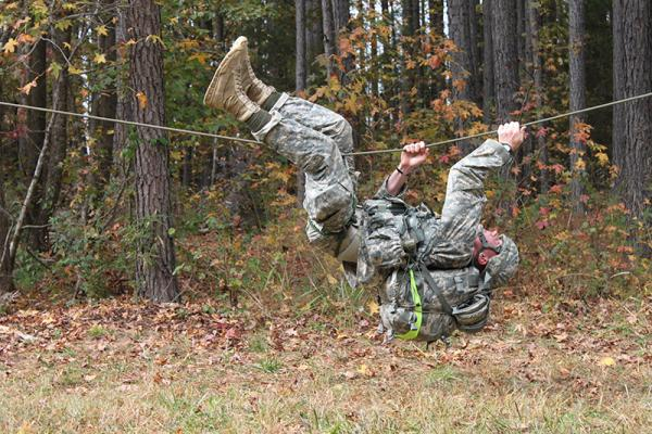 ROTC cadets take 1st place in Ranger Challenge
