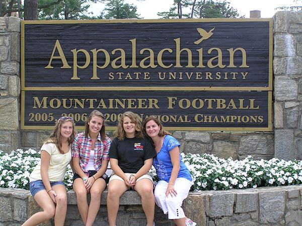 Appalachian remembers... our decade-long friendship with the family of a 9/11 firefighter