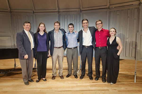 Rosen-Schaffel Young Artist Competition celebrates its inaugural season