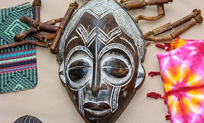 Art exhibit spotlights West African culture