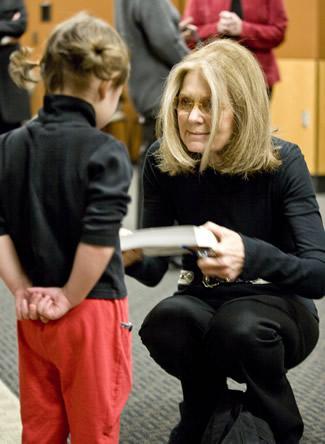 Gloria Steinem: A Leader in Social Change