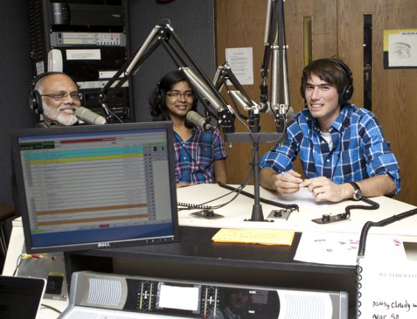 'Let's Talk International' program airs on 90.5 WASU